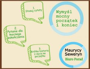 Maurycy Seweryn, wystąpienia publiczne, biuro porad, mowa ciała, seweryn szkolenia